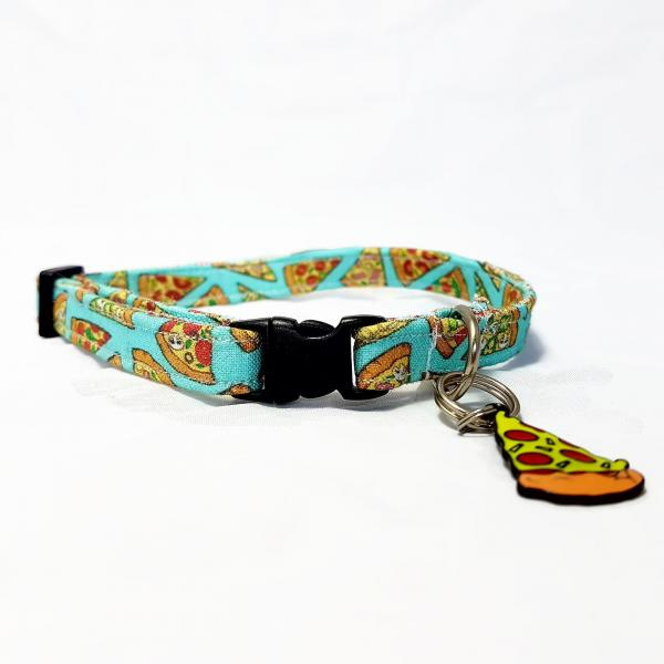 Cat Collar - Pizza