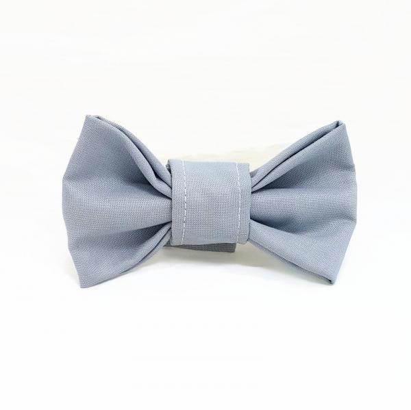 Dog Collar with Bow Tie - Gentleman
