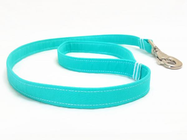 Handmade Dog Leash - Choose from 20 Colors