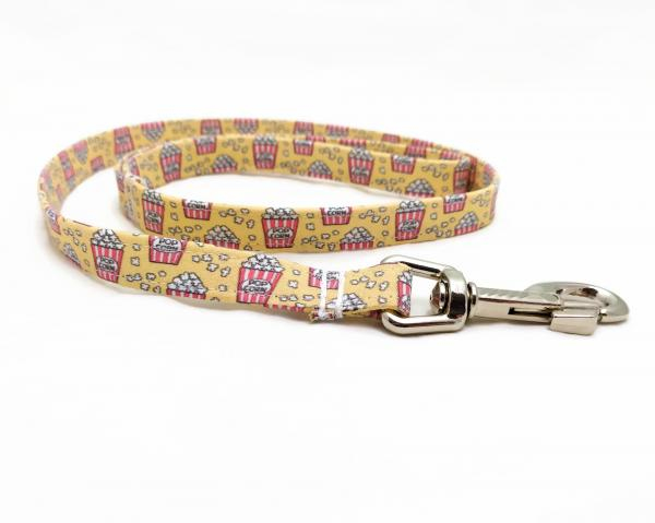 Sale: Handmade Dog Leash - Popcorn