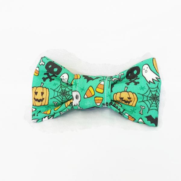 Cat Collar With Bow Tie - Boo
