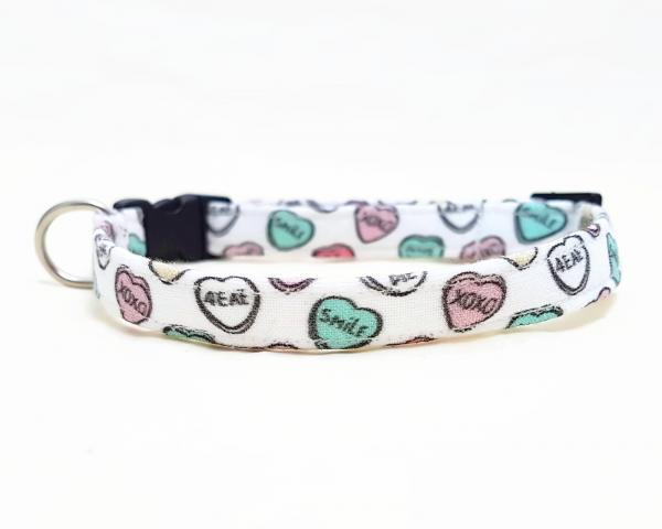 Cat Collar - Candy Hearts