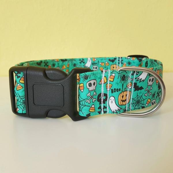 Dog Collar with Bow Tie - Boo