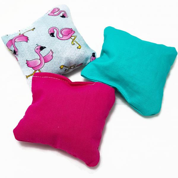"Stinky Pillows - Pack of 3 - ""Flamingo"""