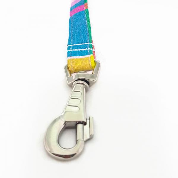 SALE: Handmade Dog Leash - Urban Summer