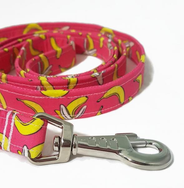 Handmade Dog Leash - Banana