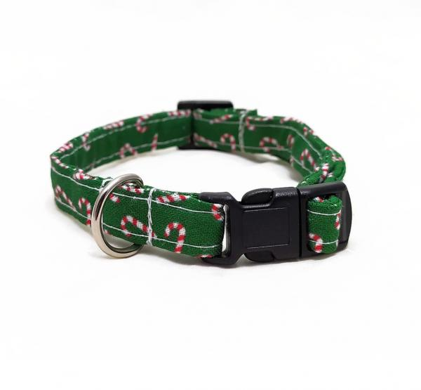 Cat Collar - Candy Cane