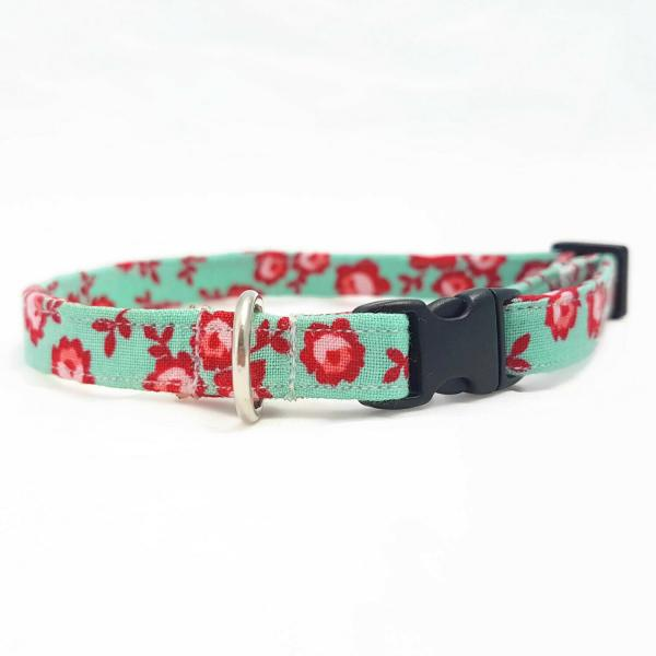 Cat Collar - Rose Garden