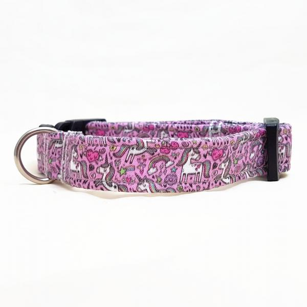 Dog Collar - Unicorn