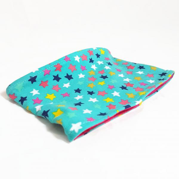 SALE: Dog Infinity Scarf/Snood - Colorful Stars