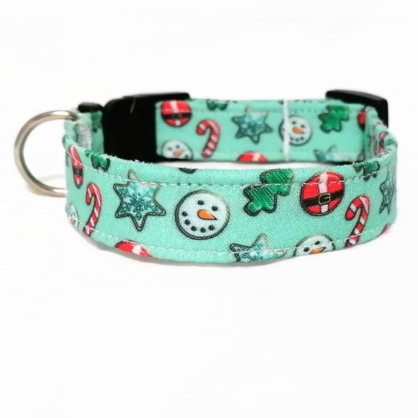 Dog Collar - Christmas Cookies